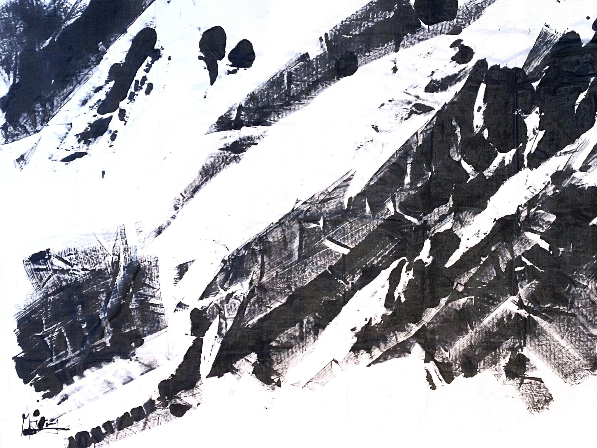 [売約済][着るARTストール]PLAIN CORNICE STOLE【SILKシルク】1117SILK-HP [登録意匠][送料/税込]48