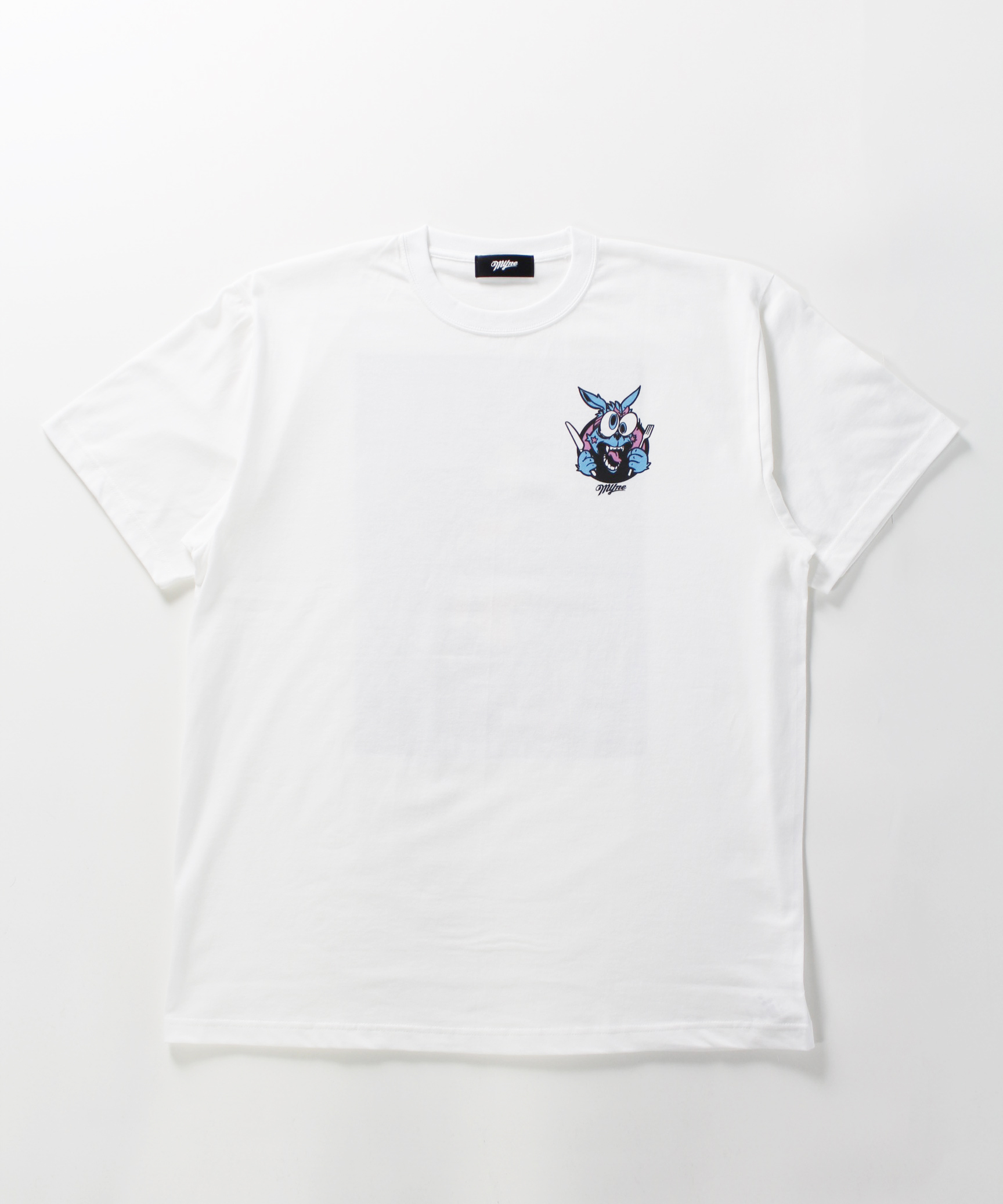 MYne CODEX 別注T-shirt / WHITE - 画像1