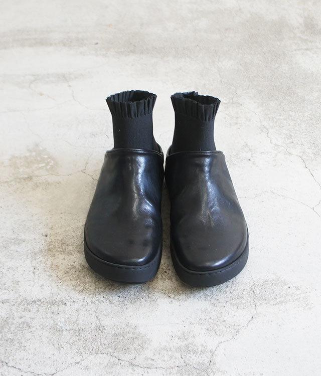 正規取扱店 trippen トリッペン ANKLET  レディース ブーツ ショート フリル 歩きやすい 秋冬 通販 (品番anklet)