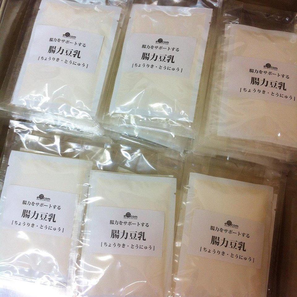 腸力豆乳(3回分)15g×3袋入り