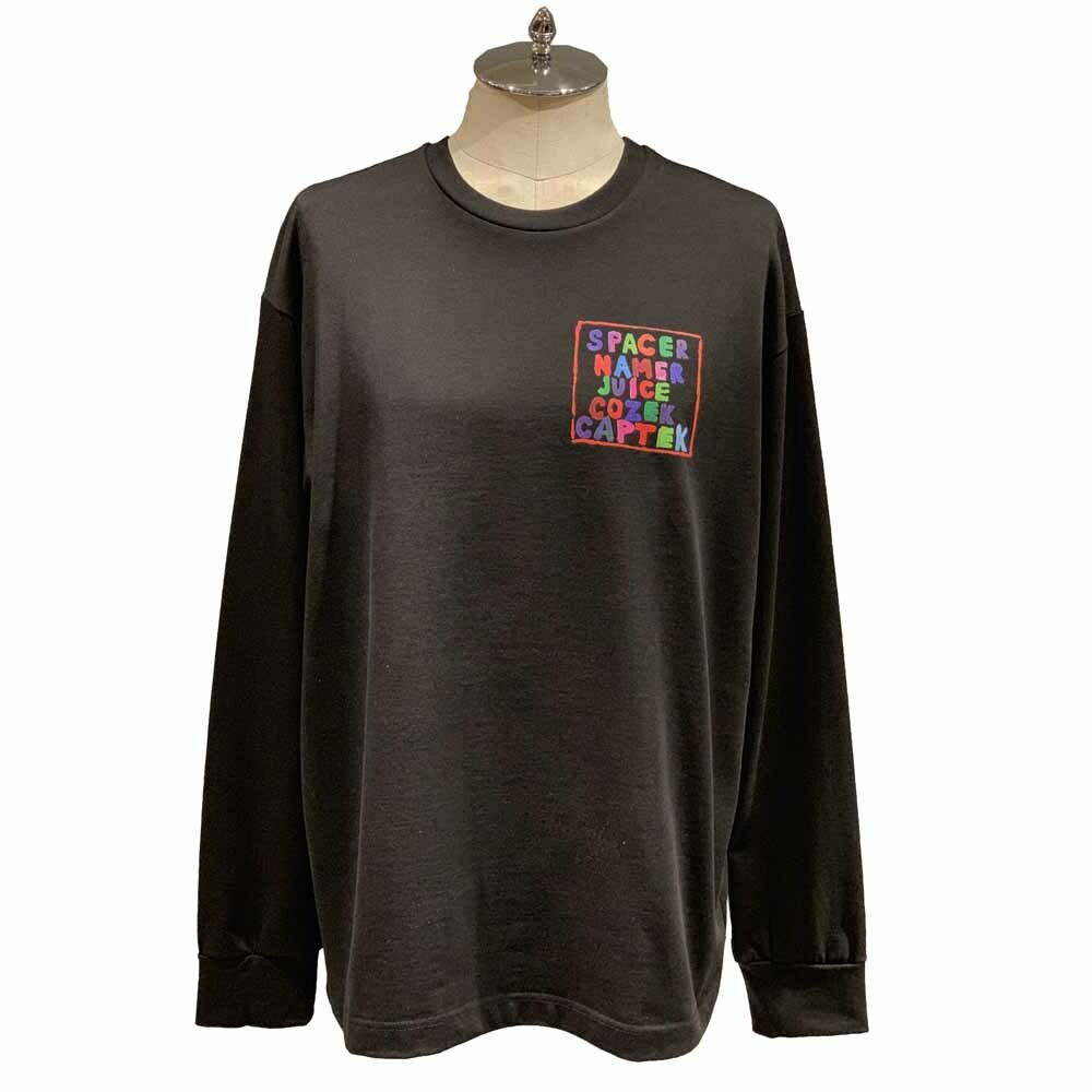 ALL DAY EVERY DAY L/S TEE