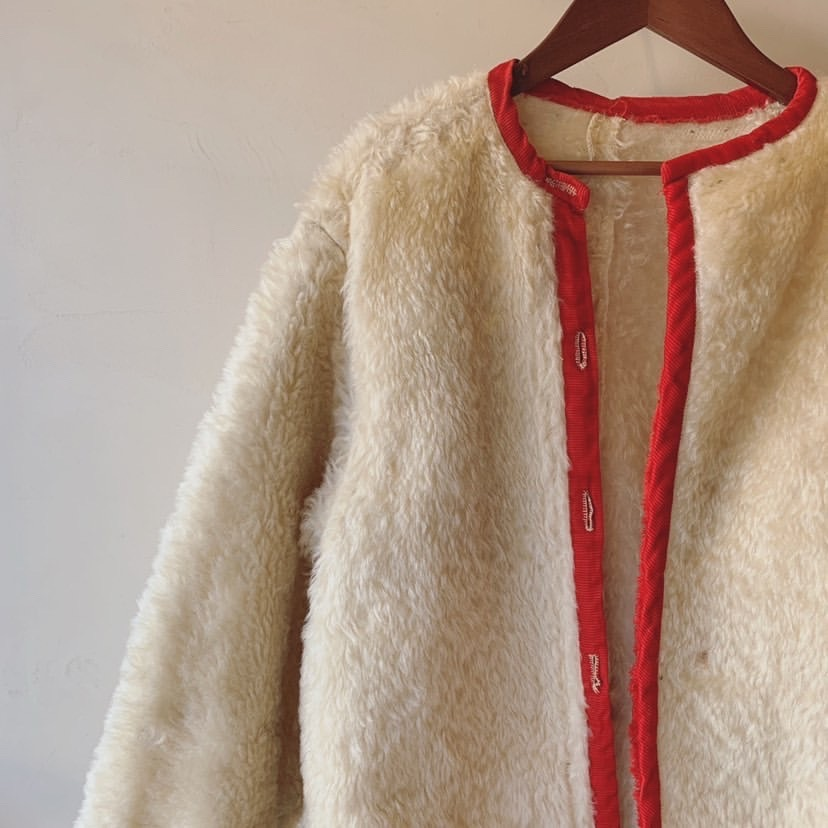 vintage wool outer