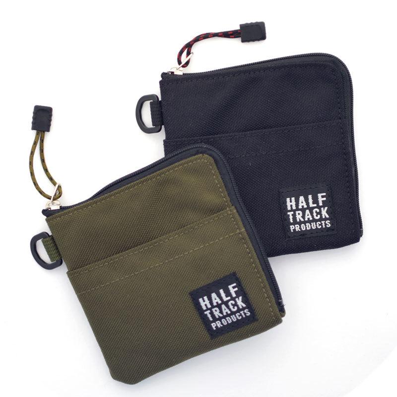 ハーフトラックプロダクツ パーキングチケット HALF TRACK PRODUCTS parking ticket 財布