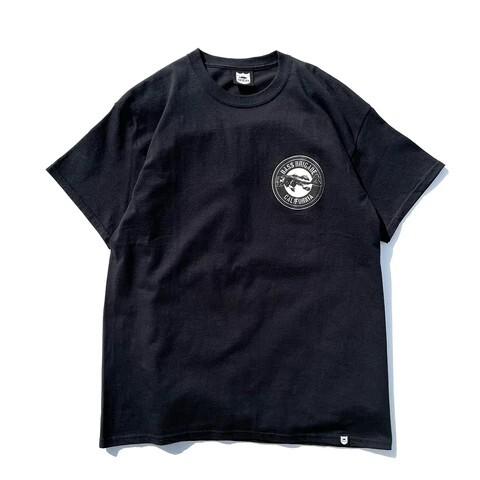 BB CA BONE TEE - BLACK -