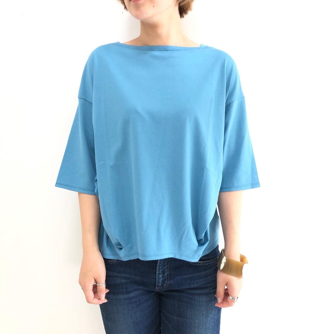 【 CYINICAL 】- 920-95524 - ボートネックTeeシャツ