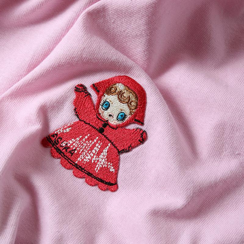 PUPPET Collection BIG T-Shirt (ピンク) / RADIO EVA
