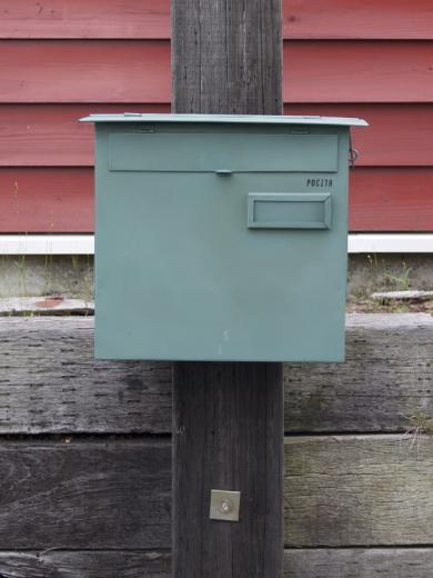 MAIL BOX SQUARE