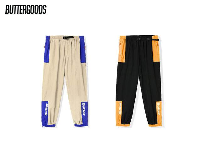 BUTTERGOODS|SEARCH TRACK PANTS