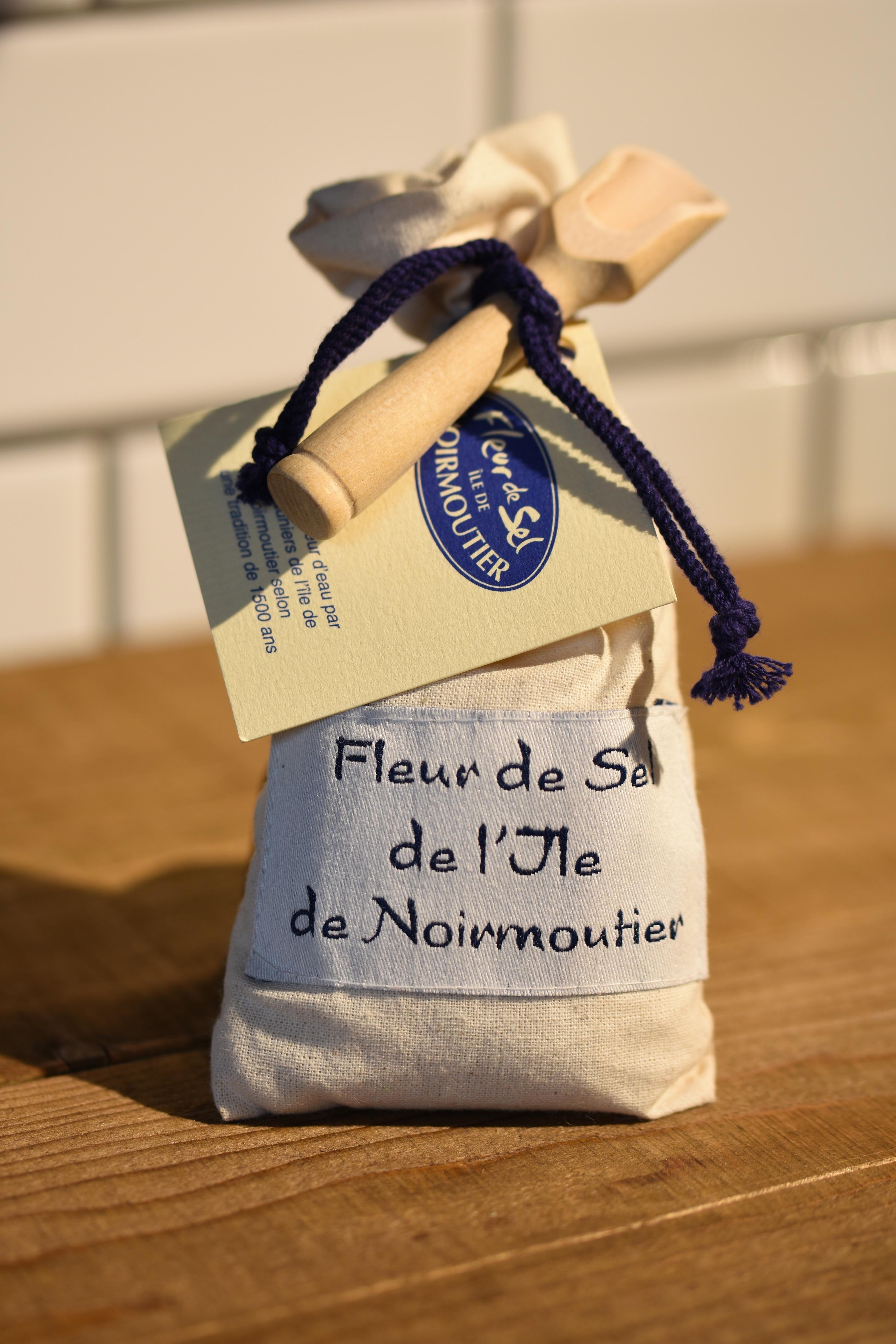 ノアムーティエ島の塩(125g)