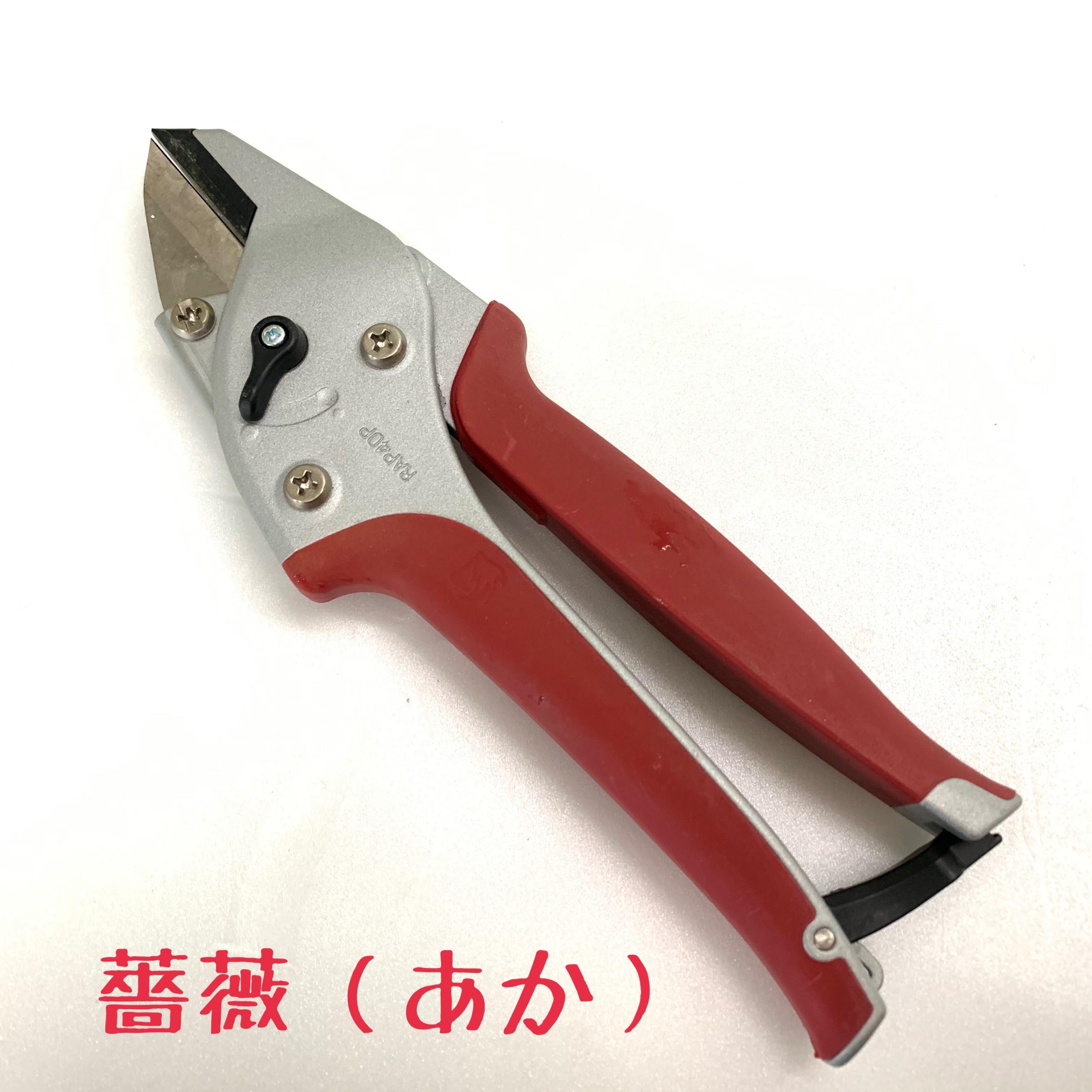 薔薇の剪定に手が痛くならない【楽なんです剪定鋏】 - 画像4