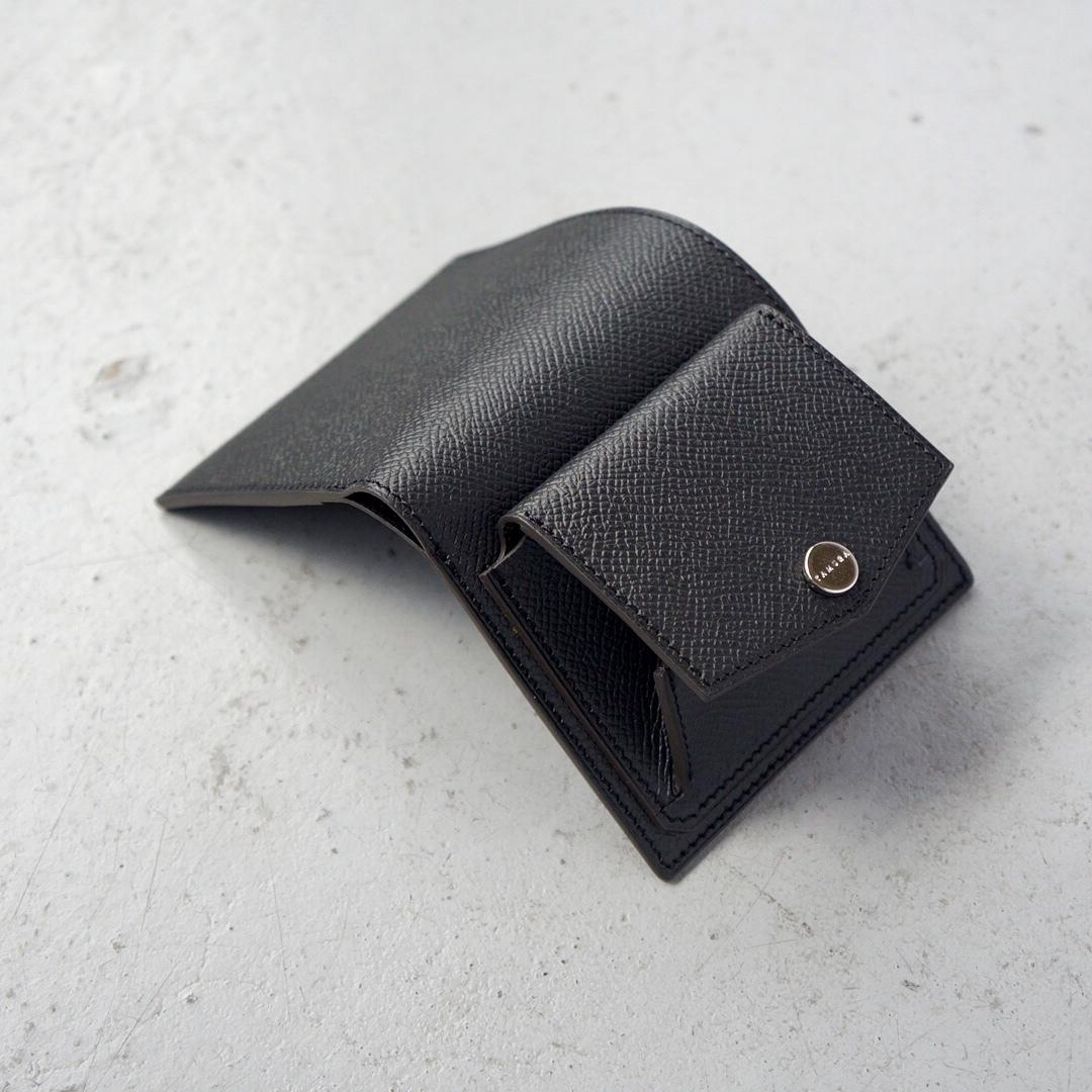 ミニ財布 <Shaula / S - type> ブラック