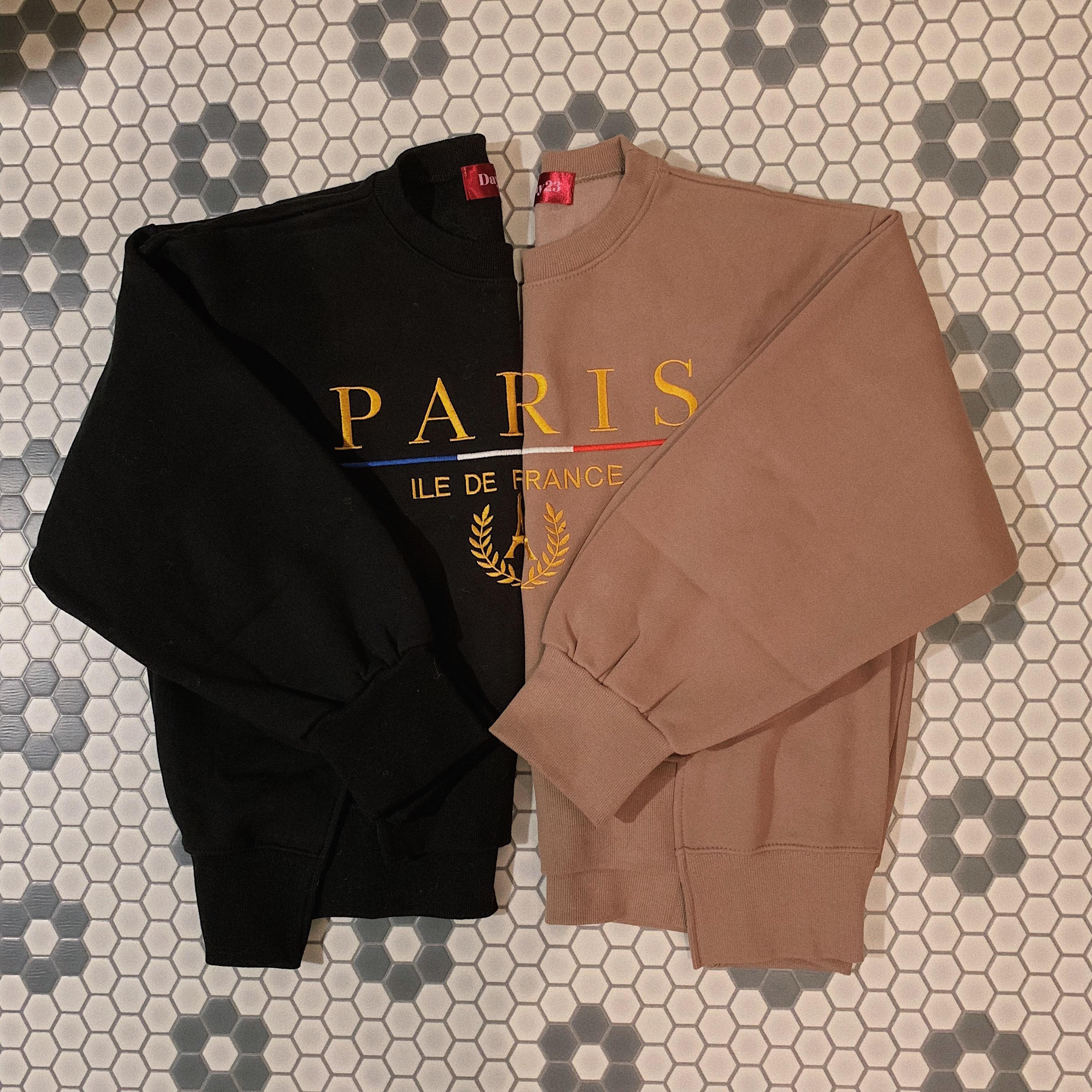I'm in Paris sweatshirt