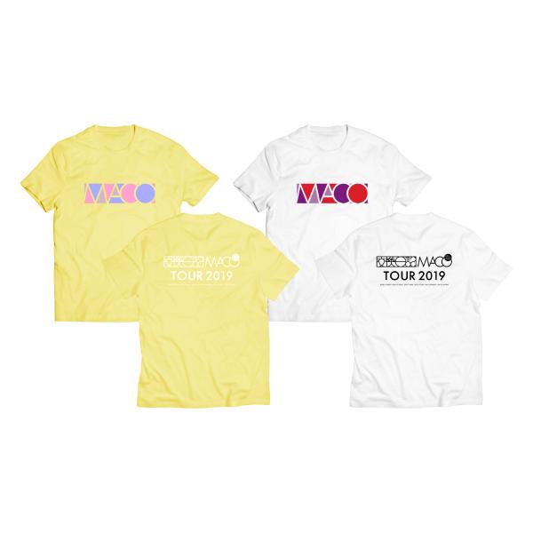 """""""MACO LOGO""""Tシャツ"""