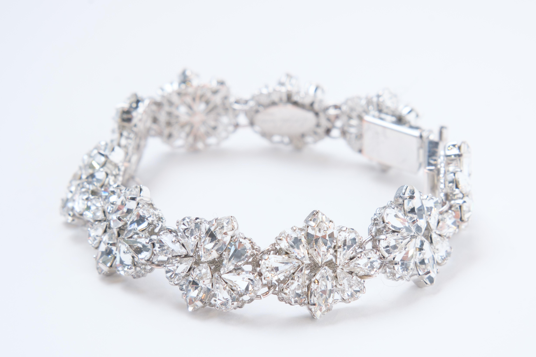 Tillie Crystal Bracelet / Elizabeth Bower