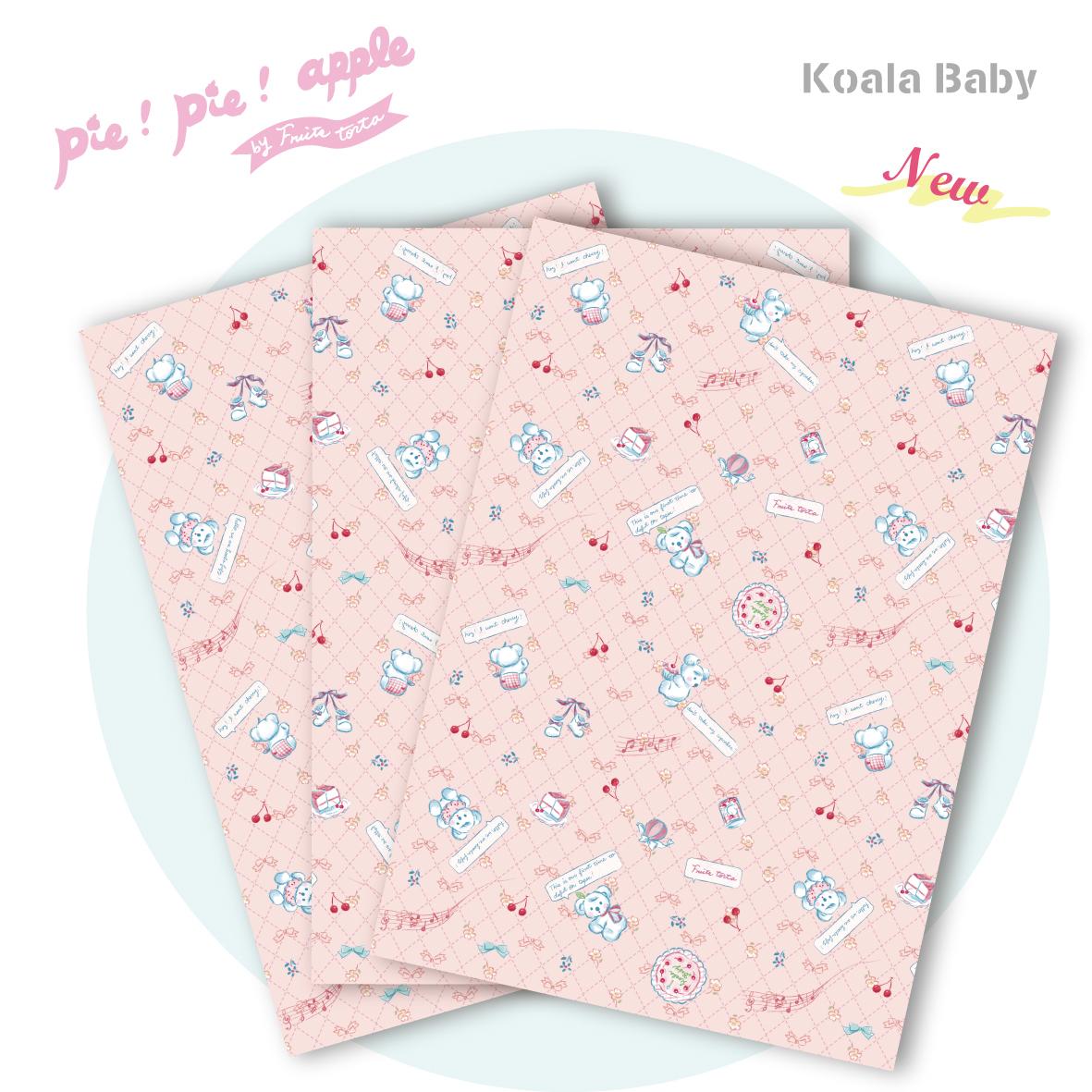 Koala Baby A4ペーパー