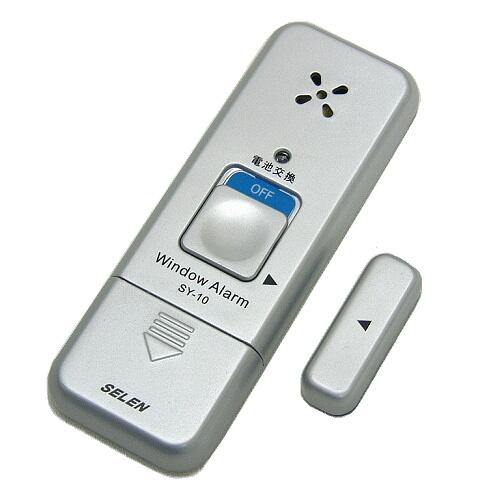スリムセンサーアラーム「開閉専用タイプ」SY-10