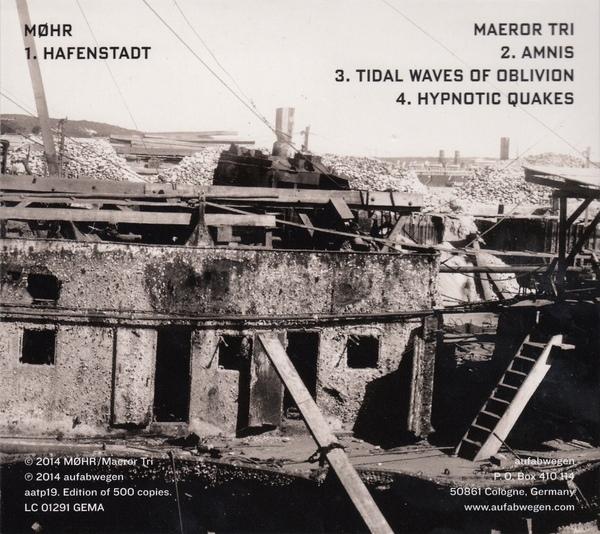 MØHR /MAEROR TRI - Hafenstadt  CD - 画像2