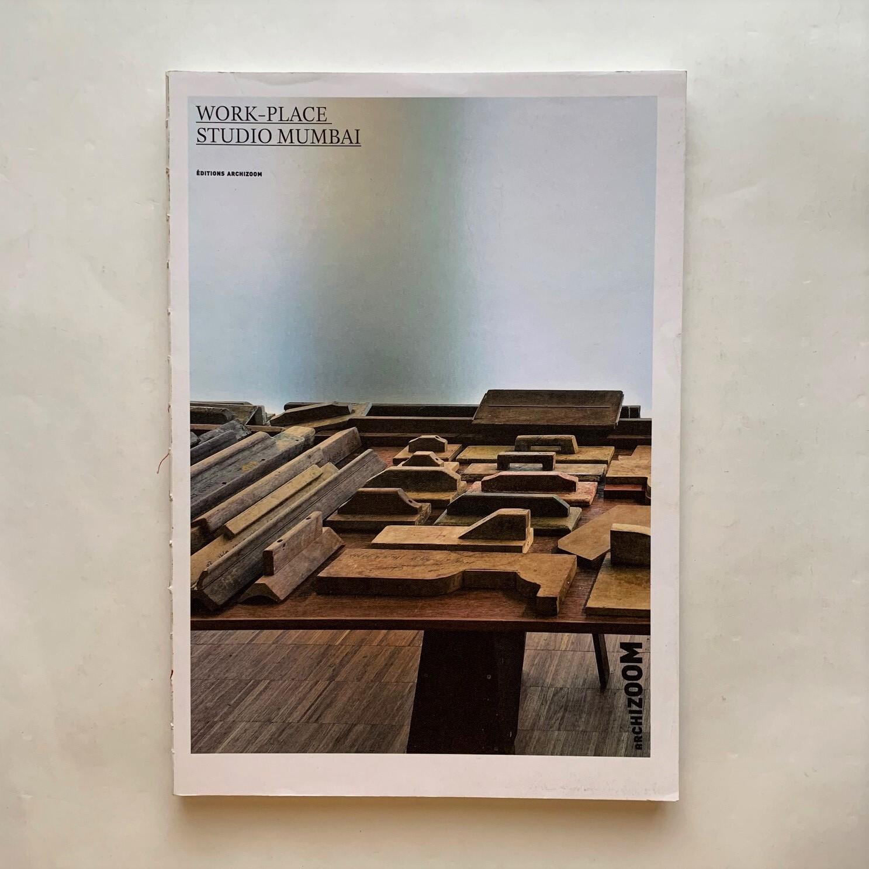 Work-place  Studio Mumbai   /   Archizoom