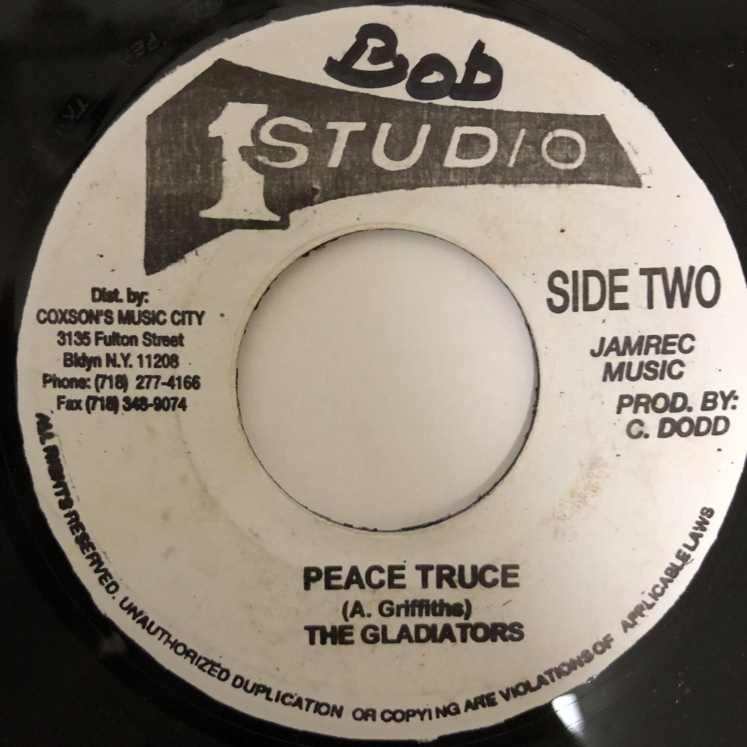 Gladiators - Peace Truce【7-20428】