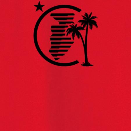 【受注生産】Lady's Izu SURF Tee (Red)