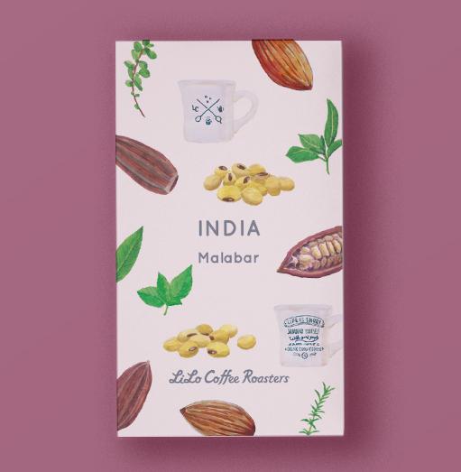 50g インド India