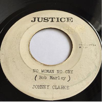 Johnny Clarke(ジョニークラーク) - No Woman No Cry【7'】