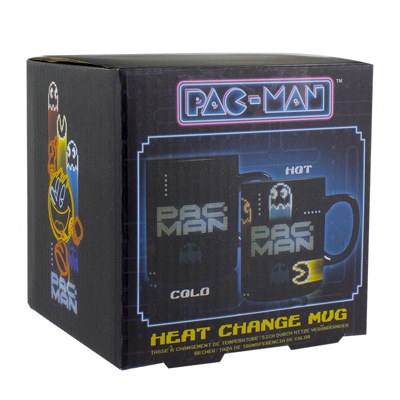 PAC MAN NEON HEAT CHANGE MUG(パックマン ネオン ヒートチェンジ マグ) / Paladone