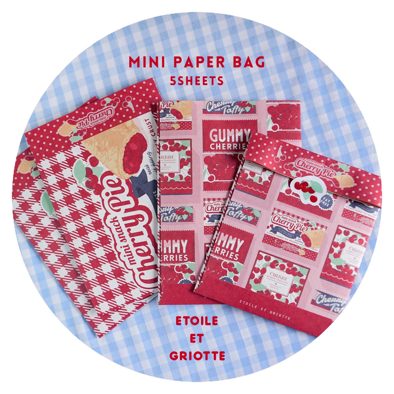 PAPER BAG(平袋)