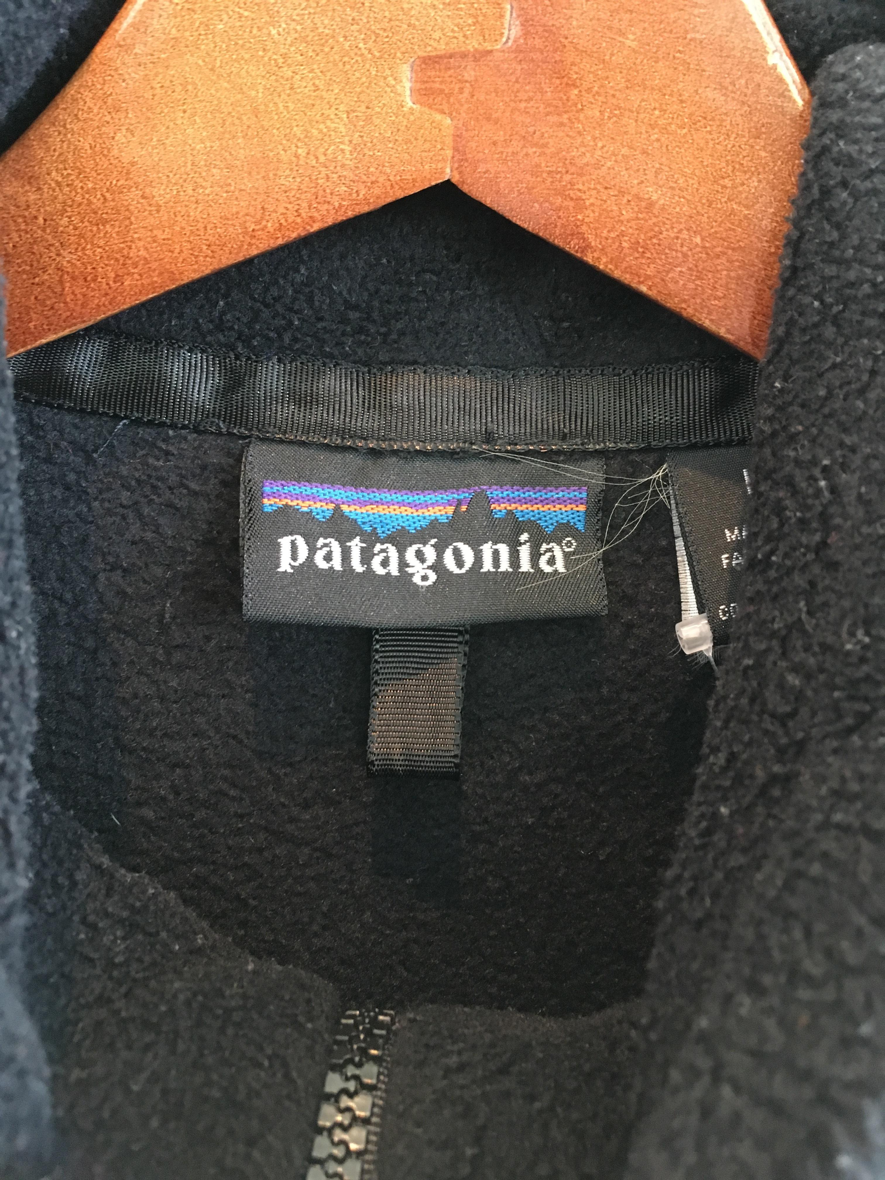 PATAGONIA ヴィンテージフリース