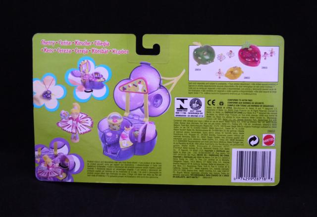 ポーリーポケット フルーツサプライズ チェリー 2000年 新品