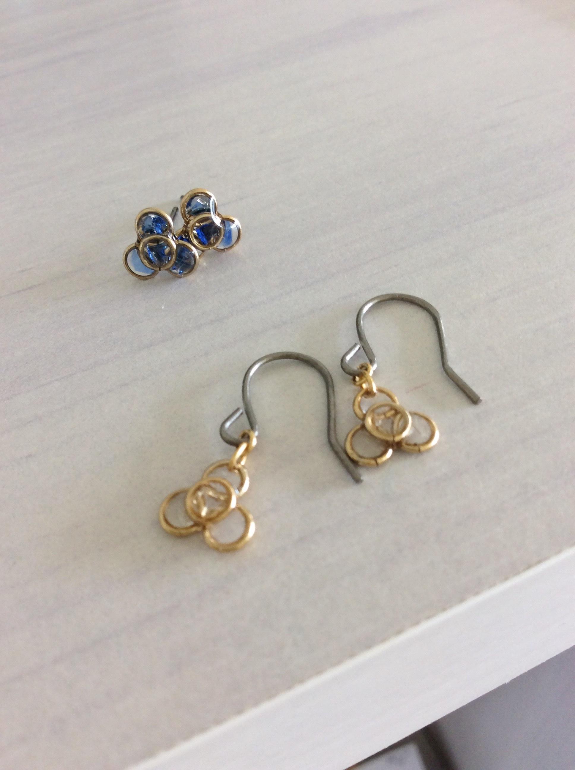 一輪の花 - ryukyuglass accessory-