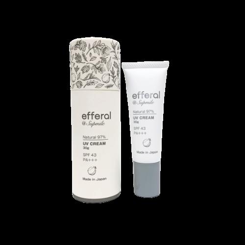efferal エフェラル UVケアクリーム