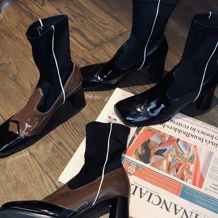 side line socks boots
