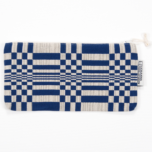 JOHANNA GULLICHSEN Long Purse Doris Blue