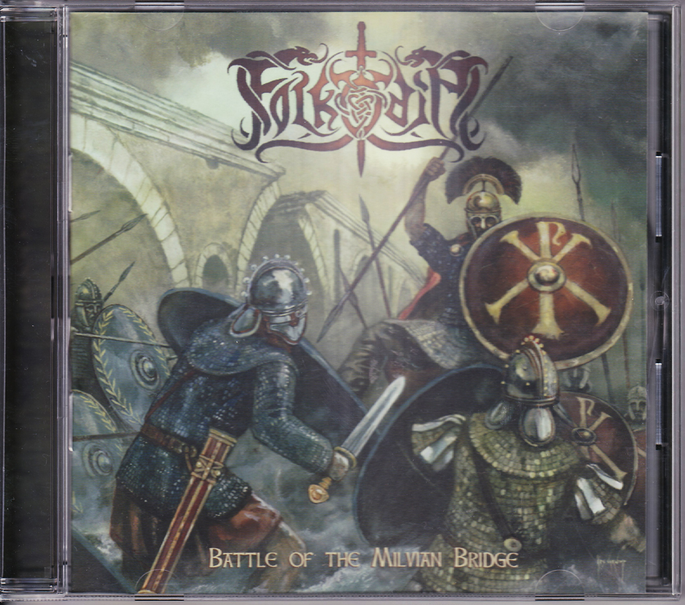 FOLKODIA 『Battle Of The Milvian Bridge』