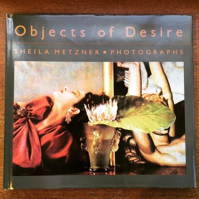 写真集「Objects of Desire/Sheila Metzner」 - 画像1
