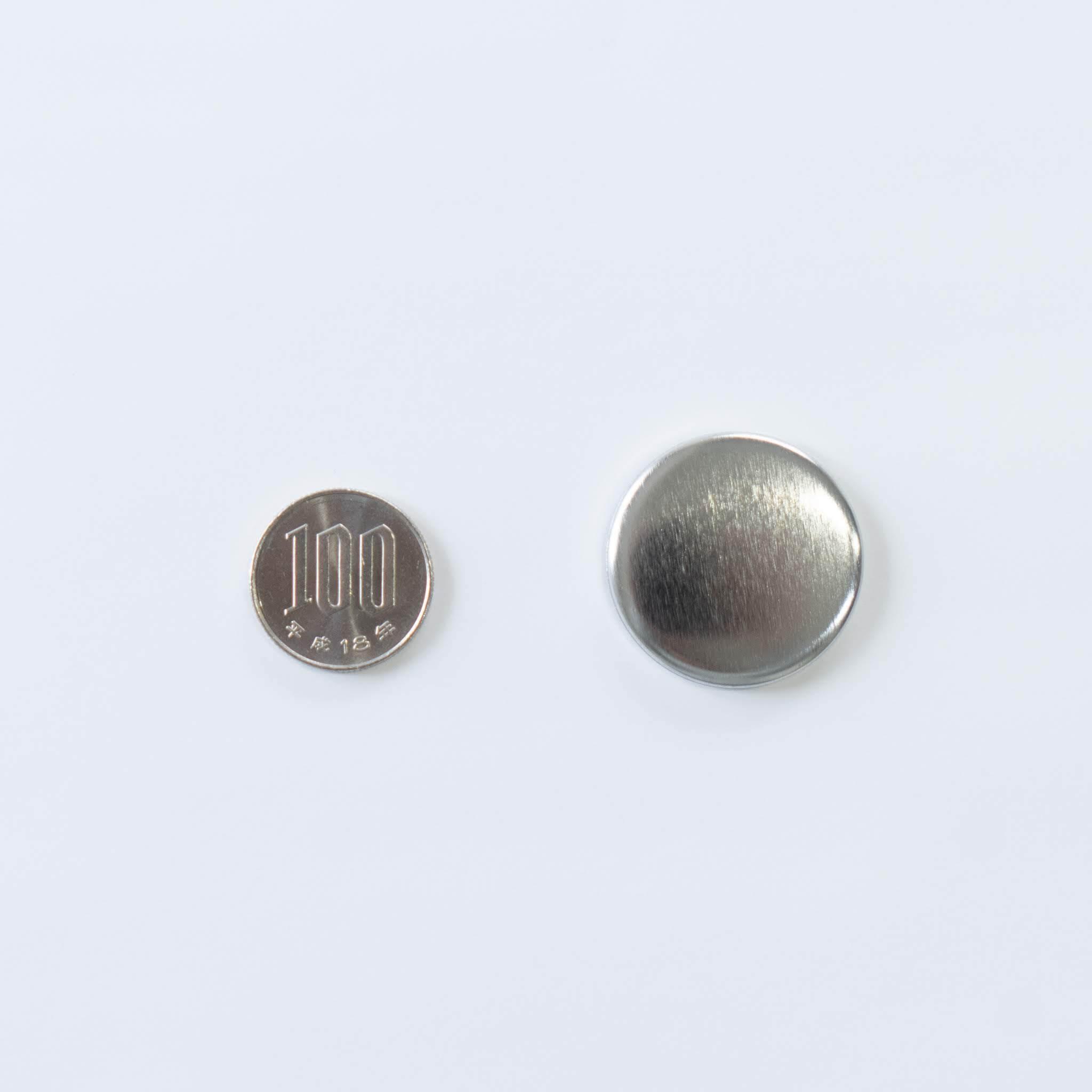 缶バッチ直径32mmの丸型