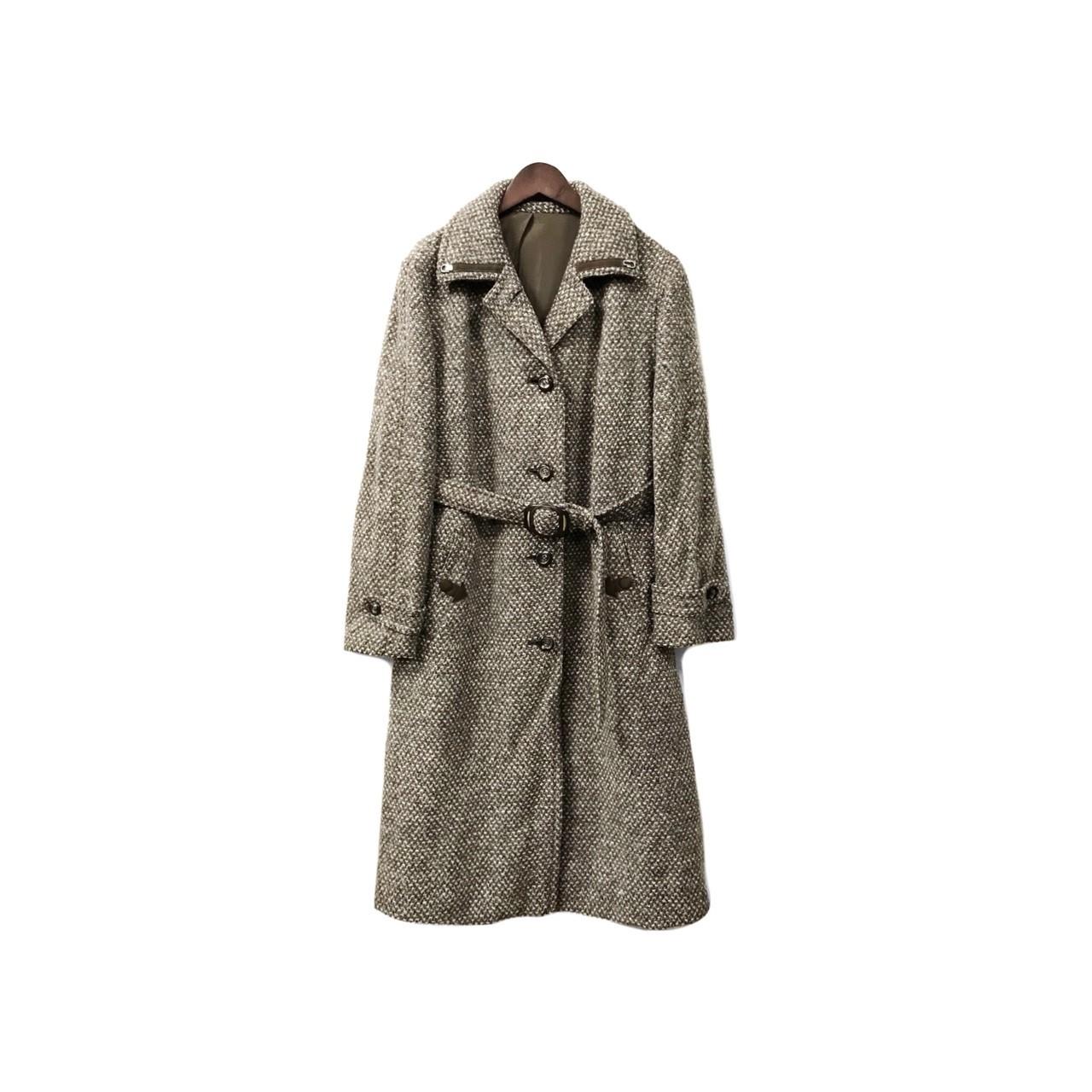 USED - Tweed Long Coat ¥20500+tax→¥12300+Tax