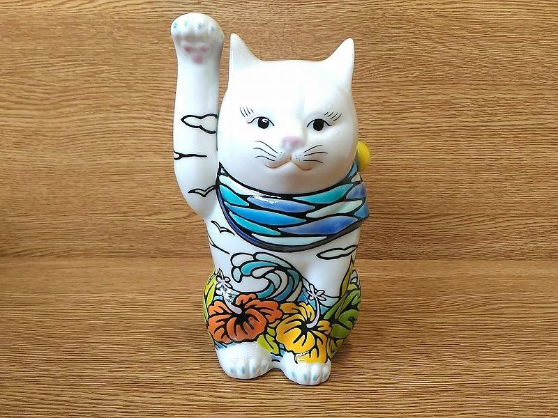 招き猫6.5寸 SURF
