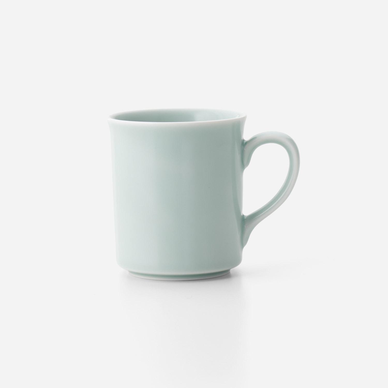 青白磁 マグカップ A