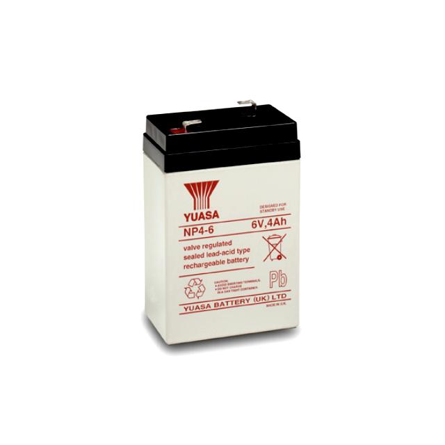 NP4.5-6 GSユアサ製 小形制御弁式鉛蓄電池 NPシリーズ