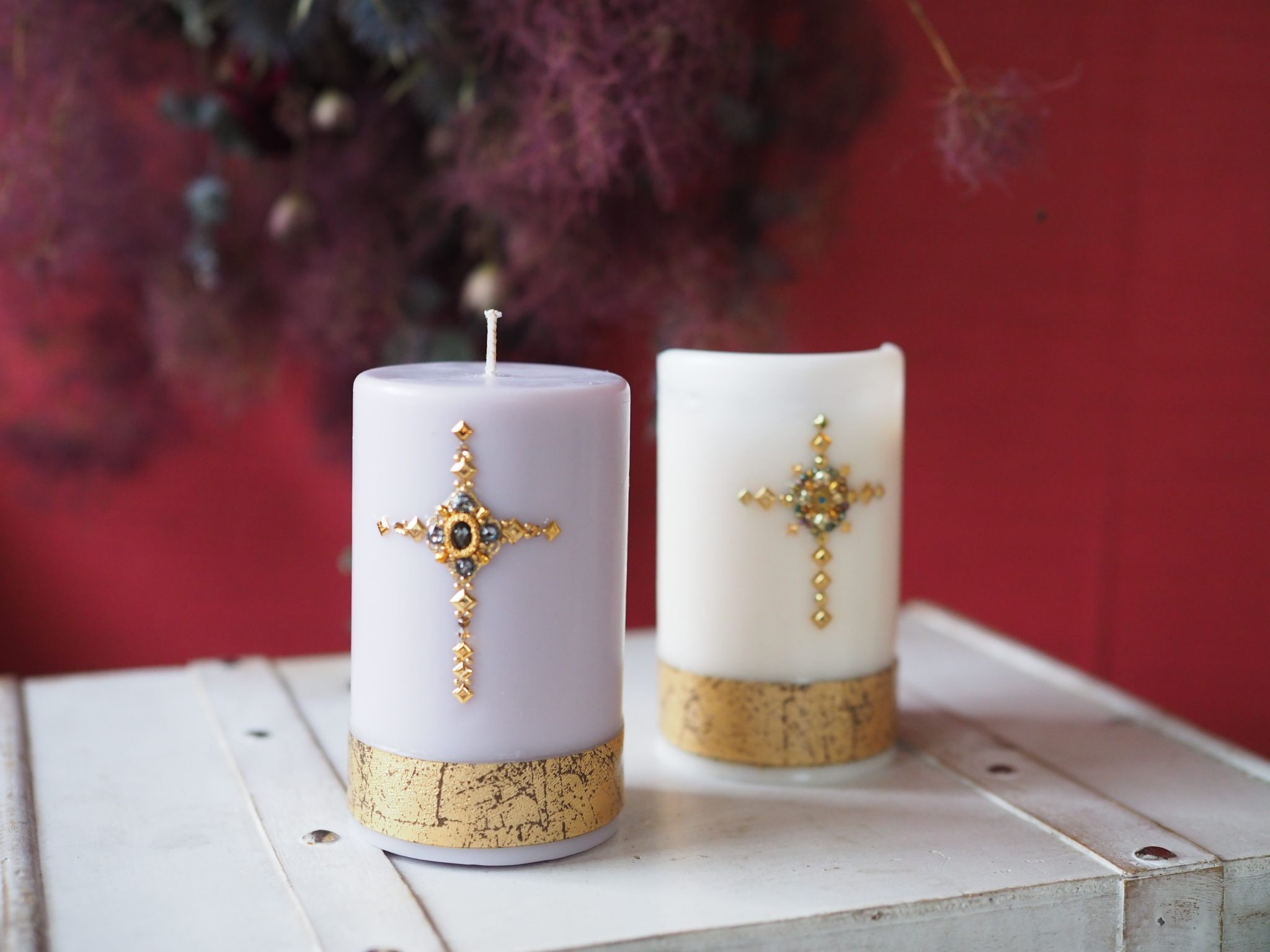 Oriental Bijou Candle