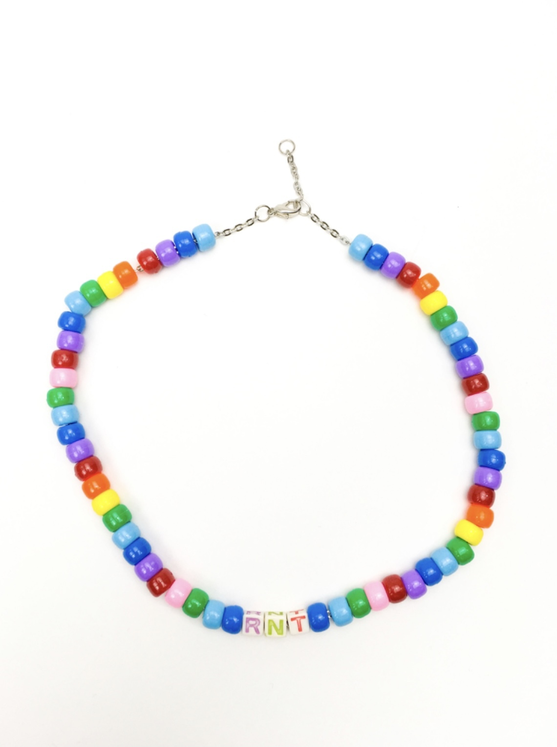 『RICE NINE TEN』TOY BEADS NECKLACE
