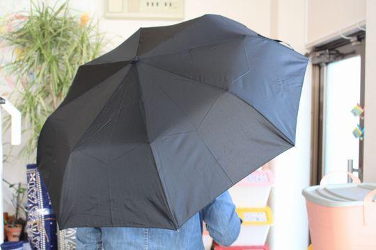 Umbrella Samurai