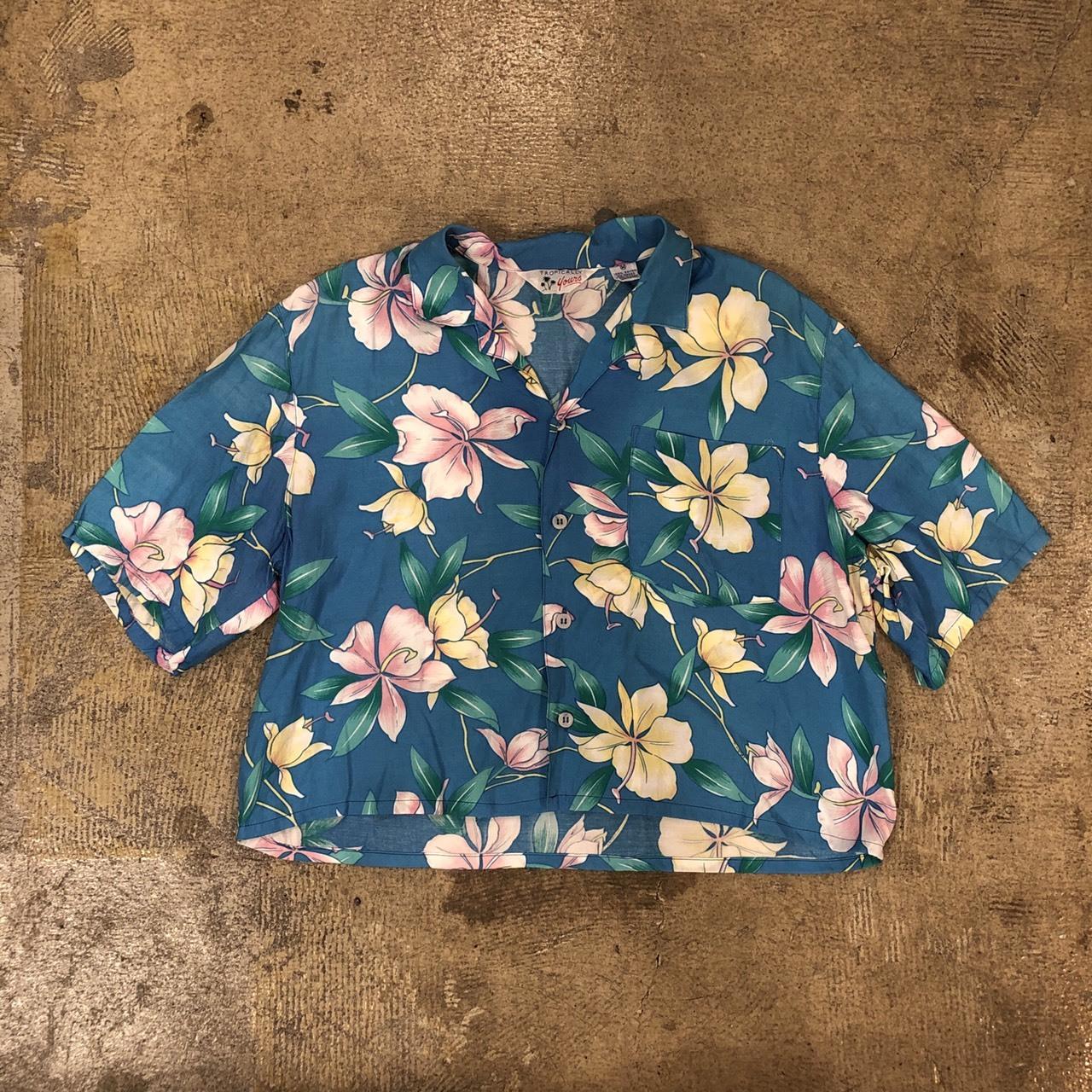 Remake Aloha Shirt No.2