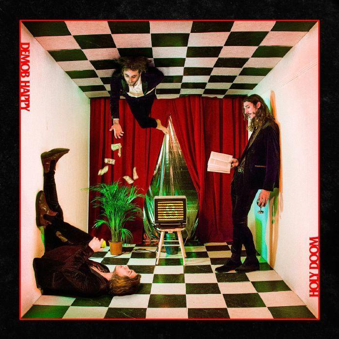 Demob Happy / Holy Doom(LP)