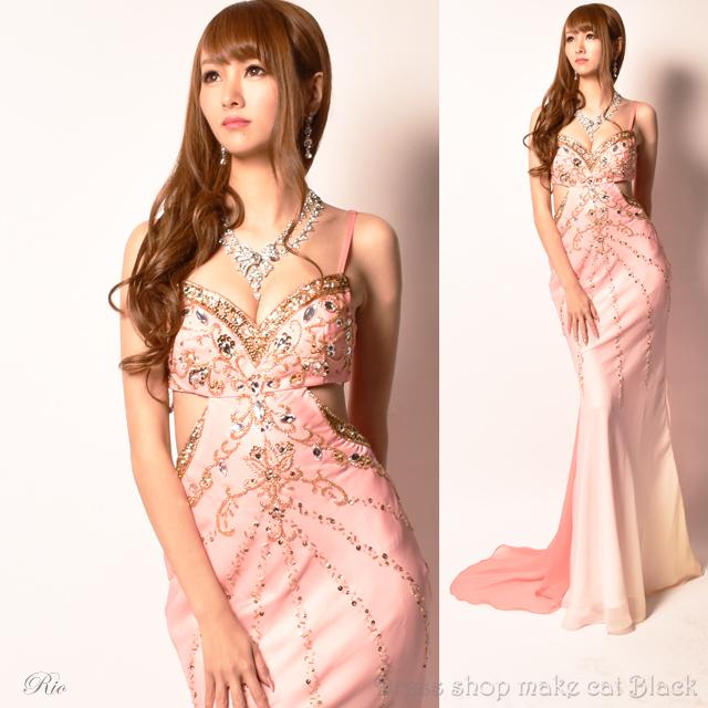 SALE 伝説のキャバドレス限定販売 ロングドレス キャバドレス パーティー ドレス 18912