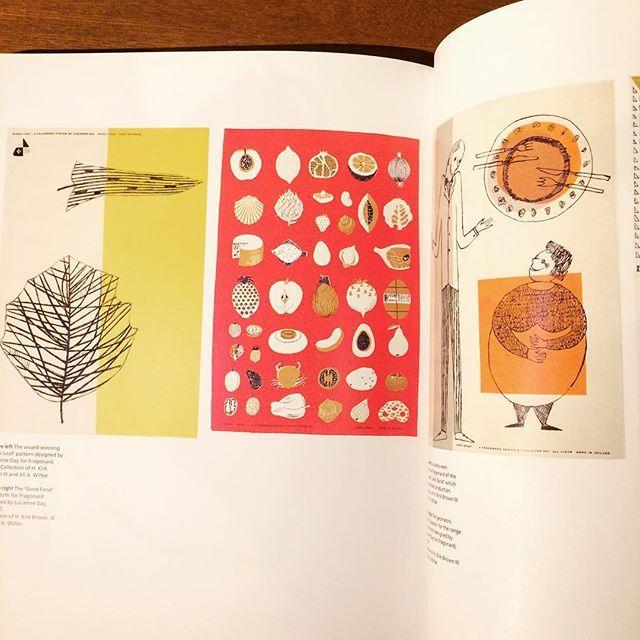 デザインの本「Lucienne Day: Textile Design」 - 画像3