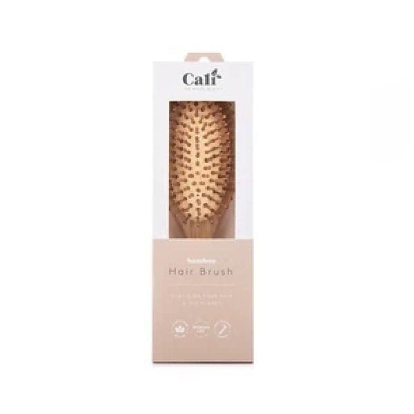 CaliWoods Bamboo Hairbrush