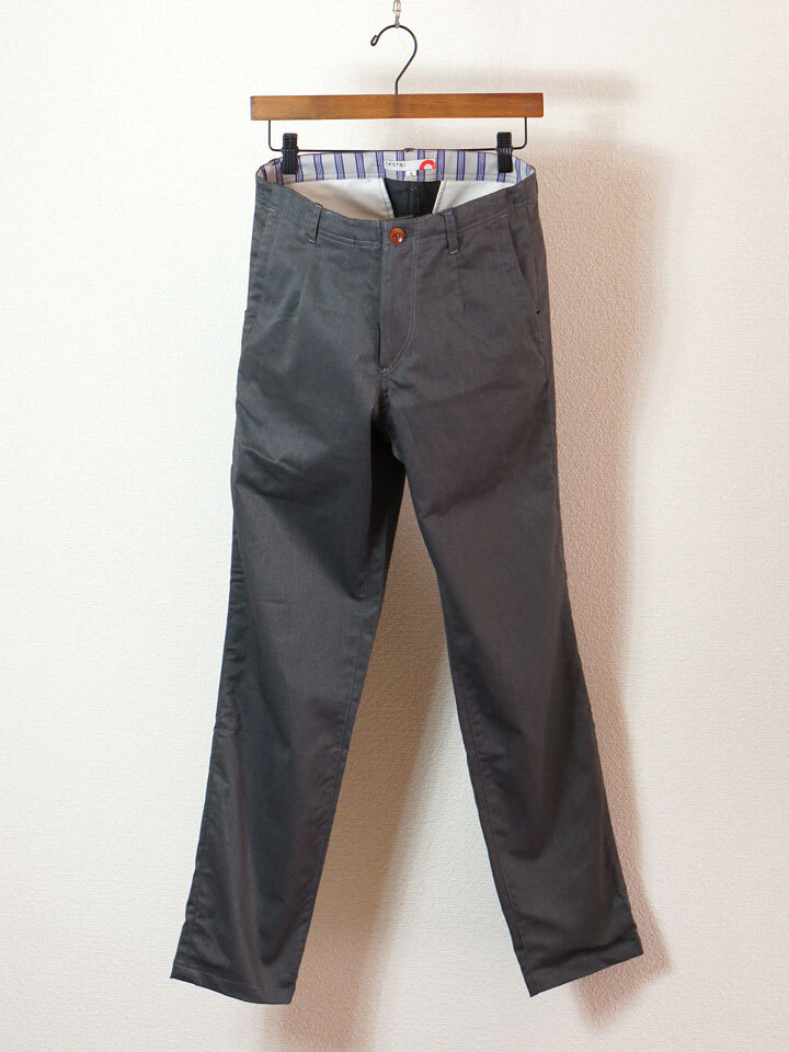 [ACTS] TAPERED PANTS (GRY)